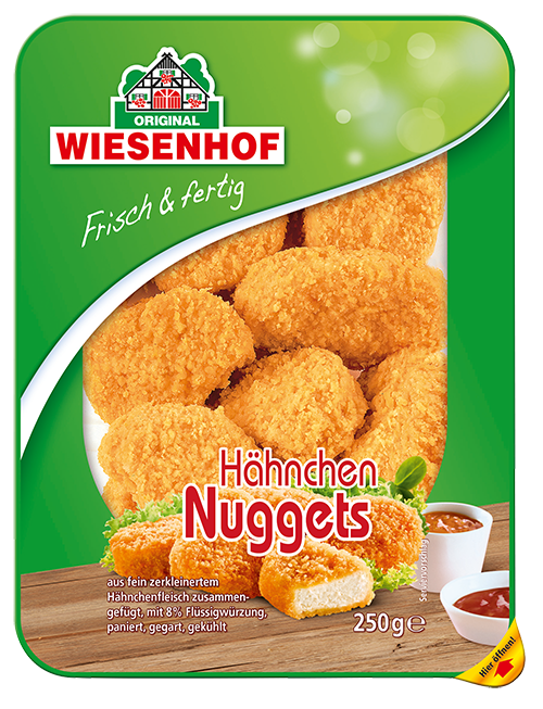 Wiesenhof Chicken Nuggets